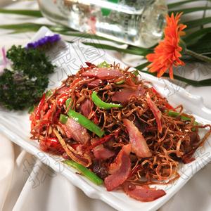 培根茶树菇 - 找菜图