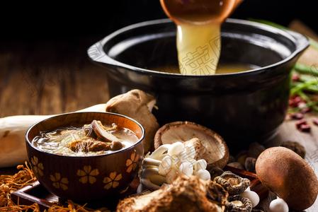 珍菌鲜汤 - 找菜图