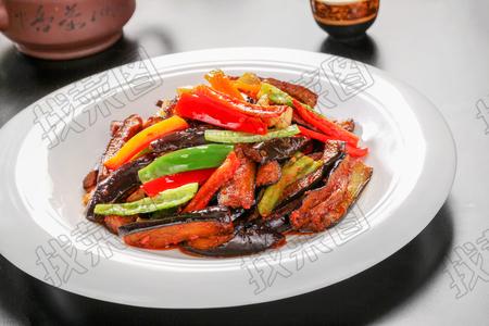 鹅肝酱焗茄子 - 找菜图