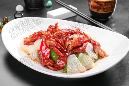 桂花大肠 - 找菜图