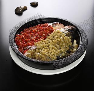 双椒鱼头 - 找菜图