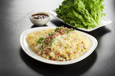 肉酱土豆泥打包饭 - 找菜图