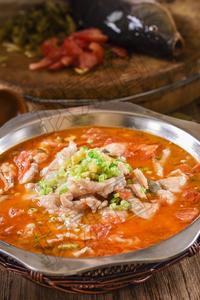 酱汤番茄酸菜鱼 - 找菜图