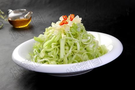 爽口中国芹 - 找菜图