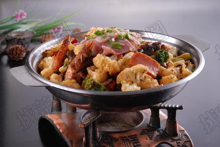 干锅似锦 - 找菜图