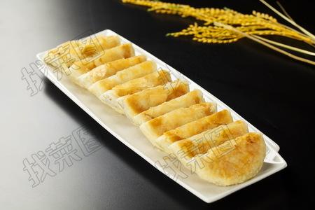 红豆饼 - 找菜图