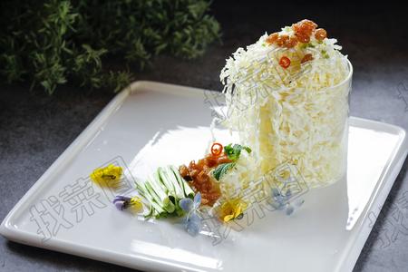 海米白菜丝 - 找菜图