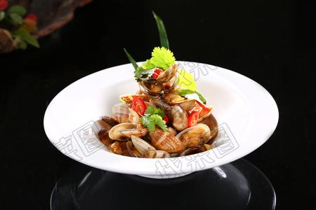 杭式炝花蛤 - 找菜图