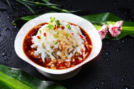 捞汁百叶 - 找菜图