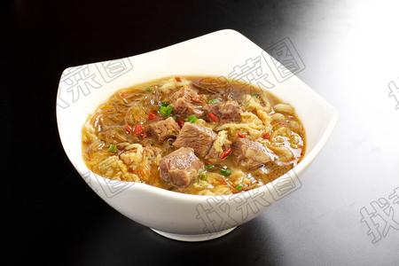 上汤原味浸牛肉 - 找菜图