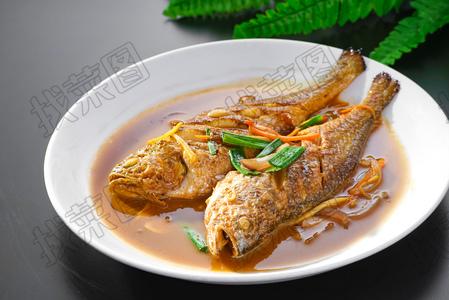 红烧黄花鱼 - 找菜图