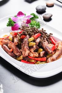 三椒羊肉 - 找菜图
