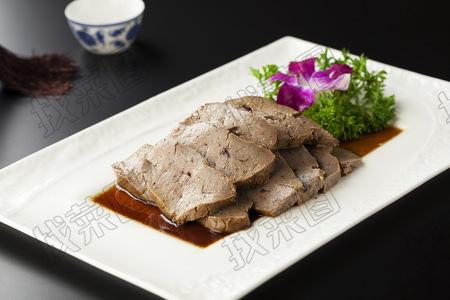 潮州卤水鹅肝 - 找菜图