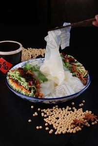 小米拉皮拌黄瓜 - 找菜图