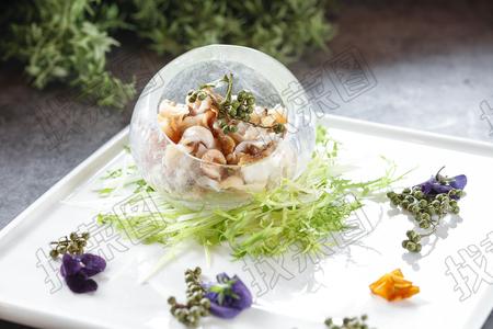 鲜花椒炝螺片 - 找菜图