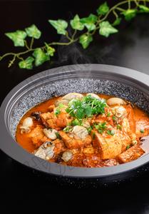 石锅能量豆腐  - 找菜图