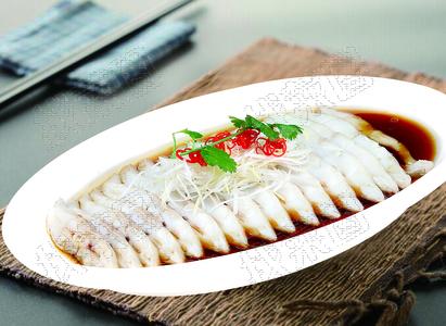 清蒸鲽鱼身 - 找菜图