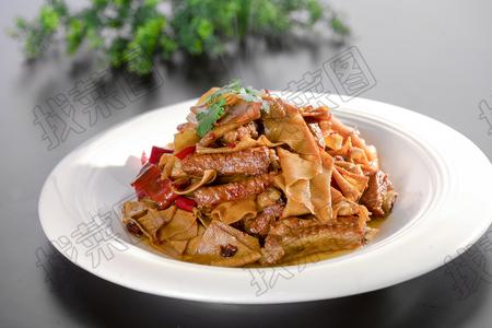 精排干豆腐 - 找菜图