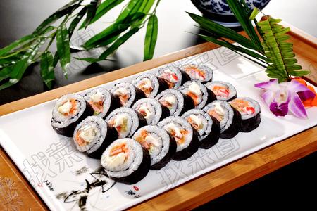 美味寿司卷 - 找菜图