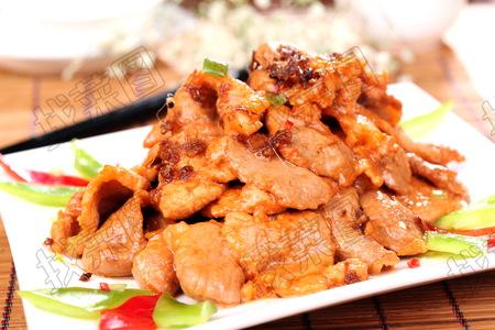 风味猪颈肉 - 找菜图