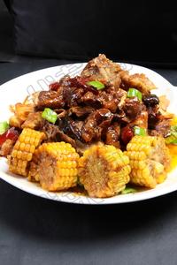 排骨鸡胗压玉米 - 找菜图