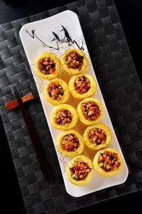 菌香杂粮包  - 找菜图