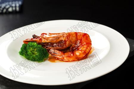 火㸆虾 - 找菜图