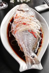 清蒸白花鱼 - 找菜图