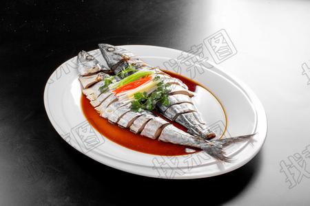清蒸鲅鱼 - 找菜图