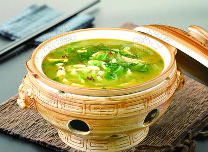 小白菜炖豆腐 - 找菜图