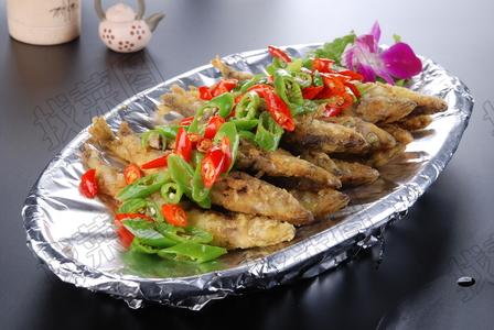 椒香多春鱼 - 找菜图