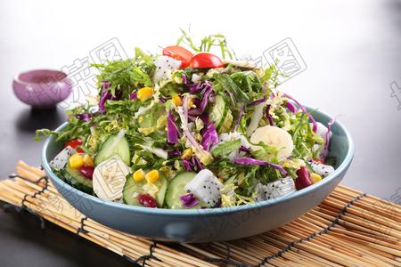 时蔬沙拉 - 找菜图