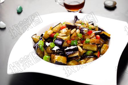茄丁小杭椒 - 找菜图