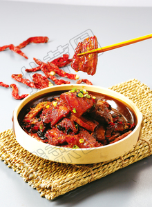 大片黑猪肉 - 找菜图