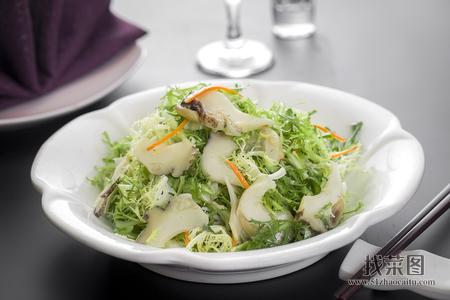 苦苣炝螺片 - 找菜图