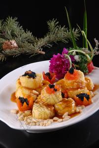 鱼籽烧豆腐 - 找菜图