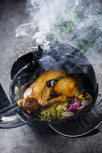 瓦的茶香鸡 - 找菜图