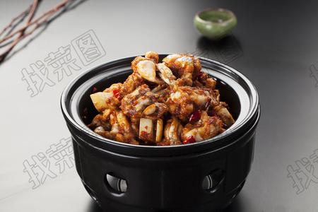 川式干锅美蛙 - 找菜图