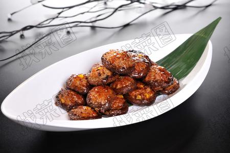 米粒烧香菇 - 找菜图