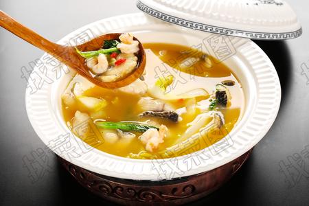 浓汤黑鱼饺 - 找菜图