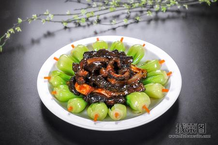 葱烧海参 - 找菜图