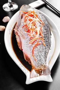 清蒸鲤鱼 - 找菜图