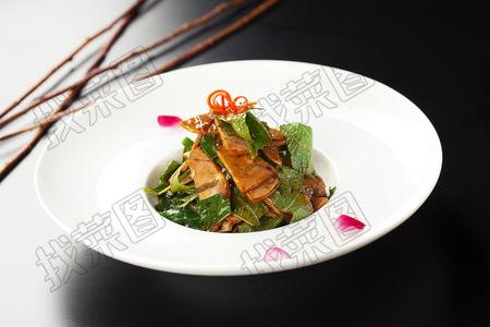 苏香拌牛肉 - 找菜图