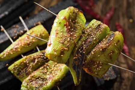 烤尖椒 - 找菜图