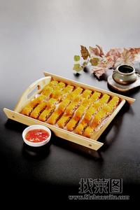 葱香酥肉 - 找菜图