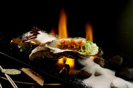 烤生蚝 - 找菜图