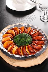铁板飘香茄夹 - 找菜图