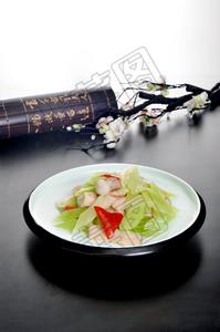螺片炒青笋 - 找菜图