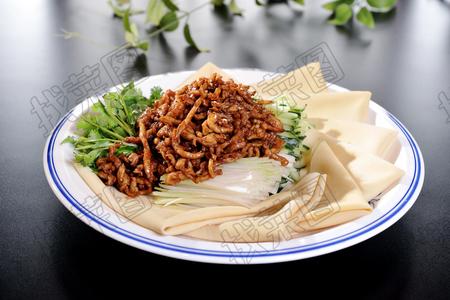 京酱肉丝 - 找菜图