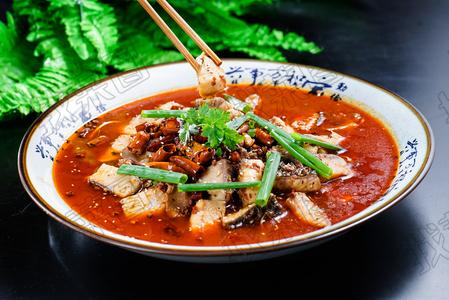 麻辣大盘鱼 - 找菜图